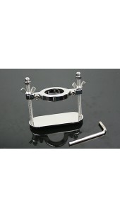 Stainless Steel Ball Crusher With Adjustable Wingnuts.