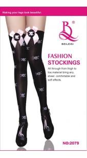 Skull and Crossbones Stockings.