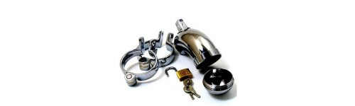 Steel Chastity Device's.