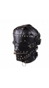 Asylum Leather Hood.