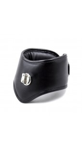 Black Padded Soft Posture Collar.