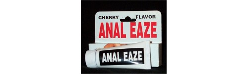 Anal Cream and Lube.
