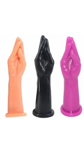 Faak Fantasy Fist of Adonis Dildo in a Range of Colours.