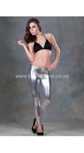 Metallic Spandex Stretch Pant's in Three Colour's and Two Sizes.