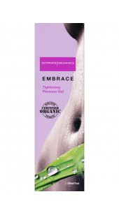 Intimate Organics Tightening Pleasure Gel.