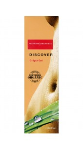 Intimate Organics G-Spot Stimulating Gel.