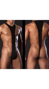 Black or White or Green or Orange Strech Spandex Suit.