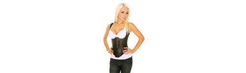 Bustier in a Range of Sizes.