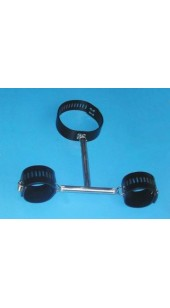 Steel Neck and Wrist T Bar Spreader Bar.