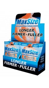 Max Size- Erectile Enhancement - 2 Tablet Pack