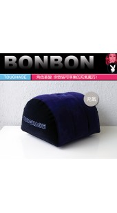 Bonbnon Toughage Love Chushion With Vibrator or Wand-Style Massager Pocket.