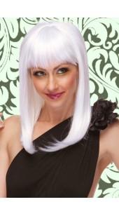 Blond Short Length Sexy Wig.