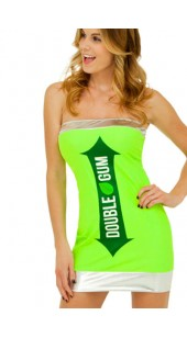 Double Gum Costume.